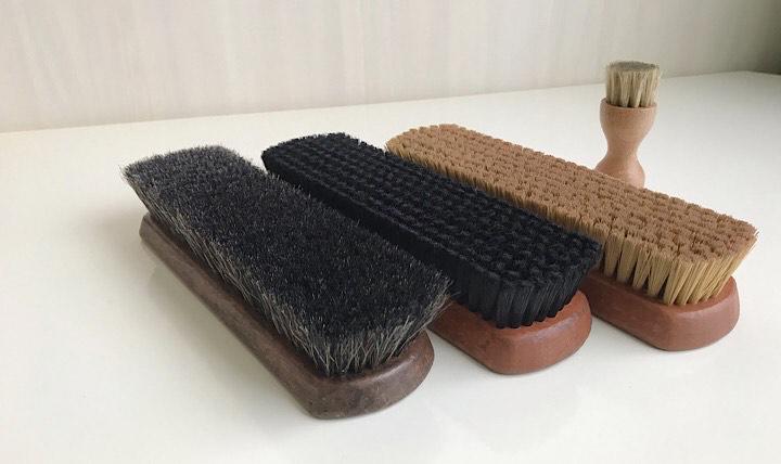 どうやって使い分けるの?靴磨き女子部がお答えします