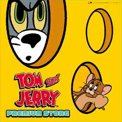 【予告】トムとジェリー PREMIUM STORE  in ロフト名古屋