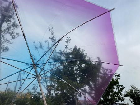 『グラデーション傘』