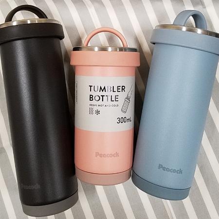 タンブラーボトル