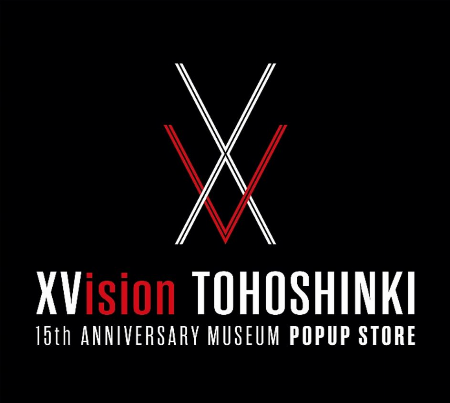 TOHOSHINKI/POPUP STORE開催