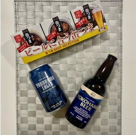 YOKOHAMA BEER(ヨコハマ ビール)