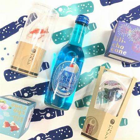 夏のお菓子特集!