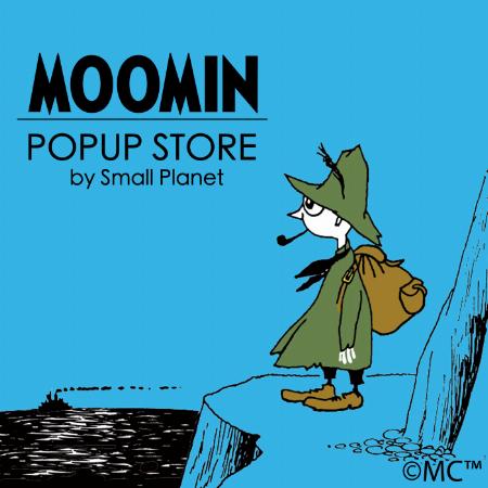MOOMIN POPUP STORE in 梅田ロフト