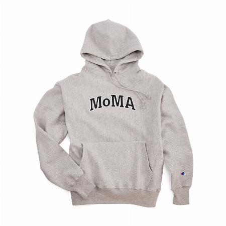 Champion フーディー MoMA Edition