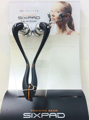 SIXPAD新商品「Facial Roller」