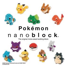 nano block (ナノブロック)POP UP SHOP