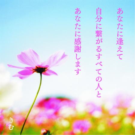 詩人きむ「言葉の花束展」