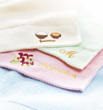 世界に一つだけのタオルを贈ろう