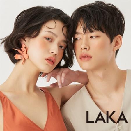韓国コスメ『LAKA』