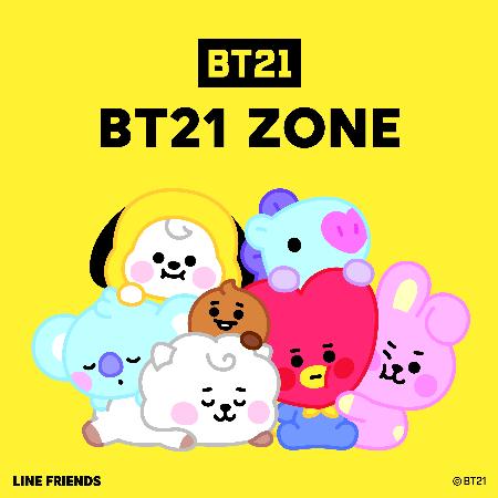 BT21 ZONE
