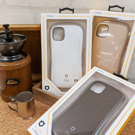 iFace First Class Cafeケース