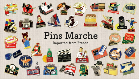 PINS MARCHE(ピンズマルシェ)