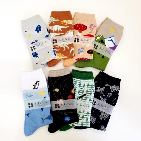 garapago socks(ガラパゴソックス)