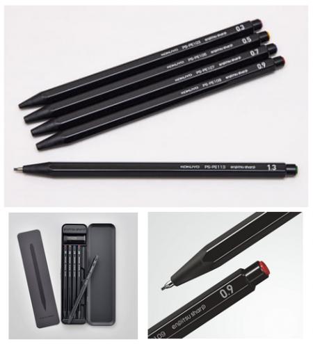 鉛筆のようなシンプルなシャープペン