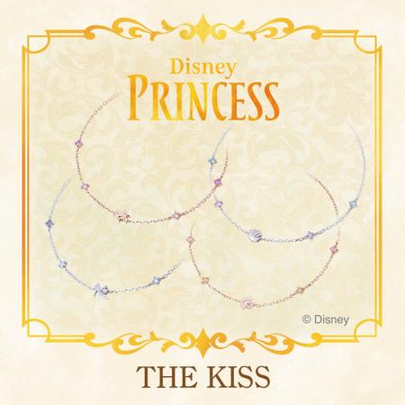 THE KISSディズニープリンセスコレクション
