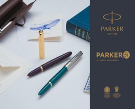 『パーカー51』発売フェア