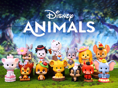 DISNEY ANIMALシリーズ